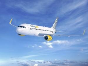 Vueling: gern genutzt von Fetsland-Spaniern und Anreisealternative nach SPC über die Airports Barcelona und Bilbao. Pressefoto Vueling