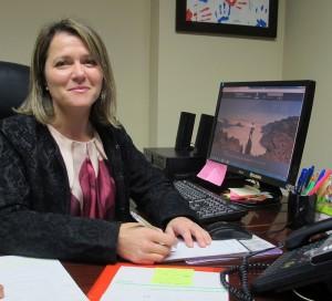 Läuft: La Palmas Tourismusrätin Alicia Vanoostende fährt einen Erfolg nach dem andern ein.