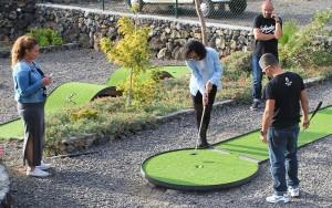 Ein Spaß für jung und alt: Man darf nur nicht mit Tschörnie, Fritz und Erdmann spielen...