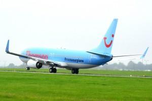 Thomson Airways: bringt Besucher aus London und Manchester nach SPC. Pressefoto Thomson Airways