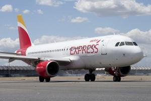Iberia Express im Sommer 2016: fliegt jeden Tag Madrid-SPC, im Juli und August sogar noch öfter. Pressefoto: Iberia Express