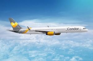 Condor: Der Ferienflieger nimmt im Sommer 2016 viermal wöchentlich Kurs auf Santa Cruz de La Palma. Pressefoto Condor