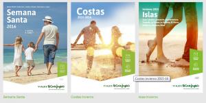 Viajes El Corte Inglés: Der Reiseveranstalter setzt seine Werbemacht in Spanien zugunsten der Kanareninsel La Palma ein.