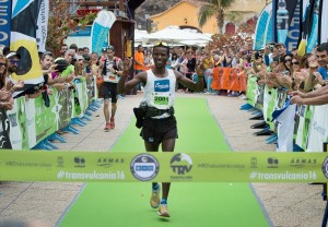 Marathon 2016 Transvulcania Danilson