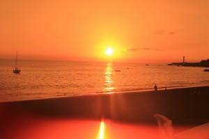 sunset-puerto-naos-kioskosicht
