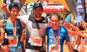 Die Top 3 Ultramarathon 2016