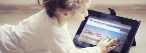 Iberia Express: Preis für übersichtliches und einfach zu bedienenden Internetauftritt. Pressefoto Iberia Express