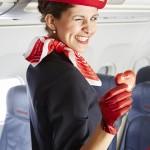 Service mit Herz. Pressefoto Airberlin