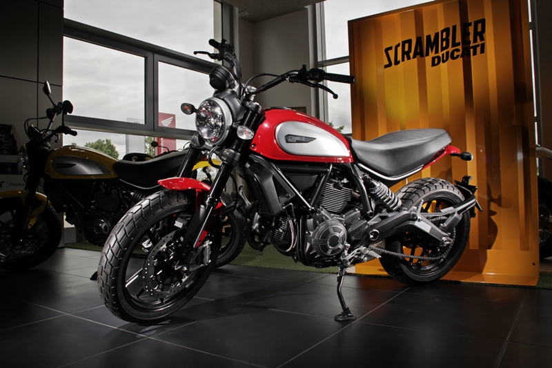La Palma Motorcycle News Ducati Scrambler Rolls La Palma 24 Journal