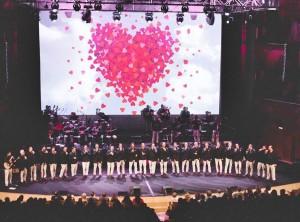 """Mittagskonzert am Samstag: La Trova mit """"All you need is love"""". Foto: Band"""