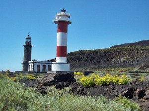15 Years Reserva Marina La Palma: The old lighthouse of Fuencaliente BB´s has information at the visitor center of the marine protected area. Photo: La Palma 24