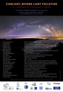 Starlight-Seminar: internationale Experten tagen auf La Palma.