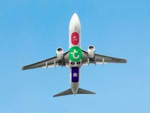 Transavia: Amsterdam - SPC mit seit Jahren zwei Maschinen im Winter. Pressefoto Transavia