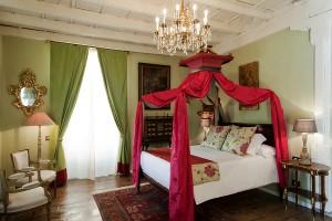 Hacienda de Abajo: Es gibt Übernachtungen mit Frühstück oder mit Halbpension. Foto: Hotel