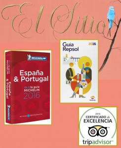 Renommierte Reiseführer und -portale empfehlen das Hotel Hacienda de Abajo und das Restaurant El Sitio in Tazacorte.