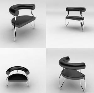 Auch das ist Francisco Aldeano: Möbel-Design.