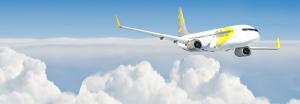 Primera Air: zwei Maschinen aus Dänemark bringen im Winter 2016/17 erstmals Urlauber aus ganz Skandinavien nach La Palma.