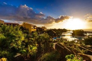 Hotel Teneguía Princess im Süden von La Palma: