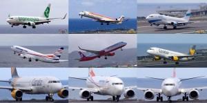 Am Airport von Santa Cruz de La Palma (SPC) ist was los: Carlos Díaz von La Palma Spotting dokumentiert die steigenden Flugbewegungen mit seinen tollen Fotos.