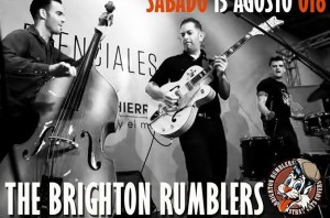 Brighton Rumblers: harte Jungs machen Basic-Rock´n´Roll.