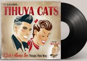 Drei CDs haben die Tihuya Cats schon veröffentlicht: Zum Geburtstag gibts Songs auf Vinyl und ein Album.