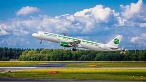 Germania: Die Airline feiert heuer ihr 30jähriges Bestehen und fliegt im kommenden Winter auch La Palma-Zürich und La Palma-Hamburg. Foto Germania
