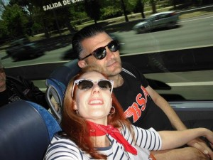 Rachel und Manolo: Rock´n´Roll ist ein Lebensstil.