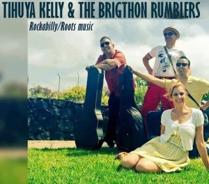 Tihuya Cats-Derivat: Kelly & The Brighton Ramblers.