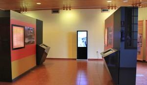 Centro Visitantes San Antonio: Am 30. September laufen hier viele Filme über Vulkane. Foto: La Palma 24