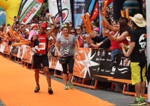 Cristofer Clemente ist Ultra-Weltmeister 2016: Nachdem er bei der Transvulcania im Mai wegen Magenproblemen nicht nach vorn kam, konnte er bei den Folgerennen der ISF-Ultra-Series ordentlich punkten. Foto: Transvulcania-Rennleitung