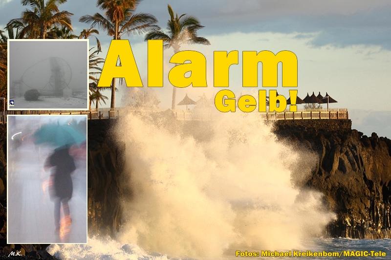 Alarmmeldung im La Palma 24-Journal: Wer unsere Nachrichten liest, ist gut informiert.