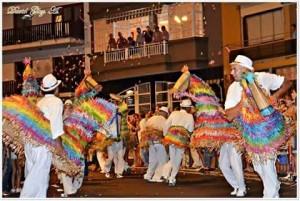 Caballos Fufos: tanzen in Tazacorte. Foto: Facebookseite Caballos Fufos