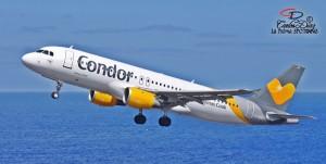Condor: Fliegt im Winter 2016/17 von mehreren deutschen Flughäfen aus nach Santa Cruz de La Palma (SPC). Foto: Carlos Díaz La Palma Spotting