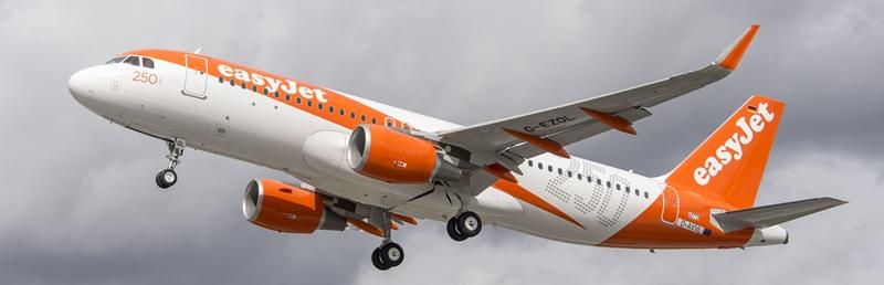 Easyjet: Die Low Cost Airline verbindet im Winter 2016/17 Santa Cruz de La Palma (SPC) erstmals mit Berlin und London. Und es gibt noch mehr neue Flugmöglichkeiten auf die Isla Bonita - hier klicken. Pressefoto Easyjet