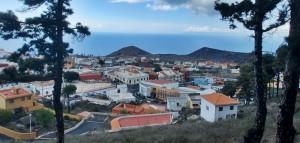 Fuencaliente im Süden von La Palma: Hier finden die Events der Vulkannacht 2016 statt.