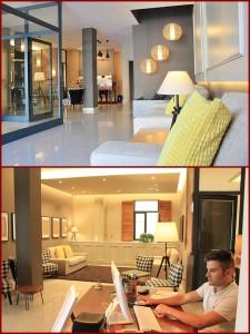 Hotel Benahoare in Los Llanos: Frisch renoviert und liebevoll eingerichtet. Fotos: La Palma 24