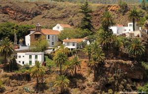 Blick auf die Kirche von Las Nieves: In unmittelbarer Nähe entsteht das Anthropologische Museum von La Palma. Foto: Palmeros en El Mundo/Fernando Rodríguez