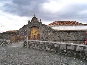 Castillo Santa Catalina in Santa Cruz: Ausstellung im Kerker. Foto: Stadt