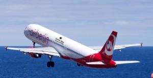 Airberlin Tourismusgeschäft: