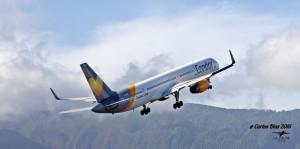 Winter 2016/17 auf den Kanaren und La Palma: Das Passagierplatzangebot in den Fliegern ist massiv gestiegen. Foto: Carlos Díaz La Palma Spotting