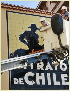 Werbung aus dem Jahr 1929 für Nitrat aus Chile: lohnt sich die Sanierung?