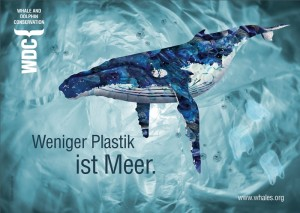 Gute Resonanz: Anti-Plastik-Kampagne des WDC.