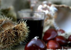 Puntagorda: Tapas aus Kastanien und Vino!