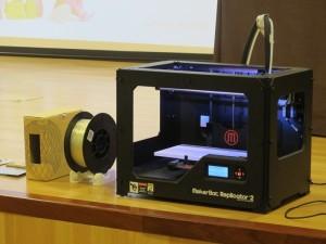 Fortschrittlich: 3D-Drucker für Schulen auf La Palma. Foto: Cabildo