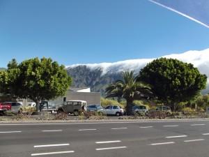 Wetter auf La Palma: mal Sonne, mal Wolken, mal Regen. Foto: La Palma 24