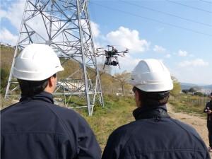 Stromrechnung: Darin ist auch ein Posten für den Transport der Elektrizität ins Haus enthalten. Pressefoto Endesa