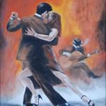 Milonga: Tangotanzabende im Las Norias.
