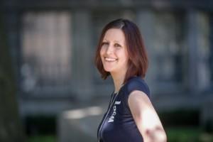 Astrid Fuchs von der WDC:
