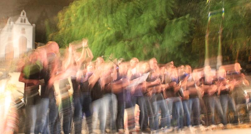 Shantallica auf La Palma: Da war Bewegung drin! Foto: La Palma 24
