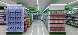 Noch ein Supermarkt in Los Llanos: